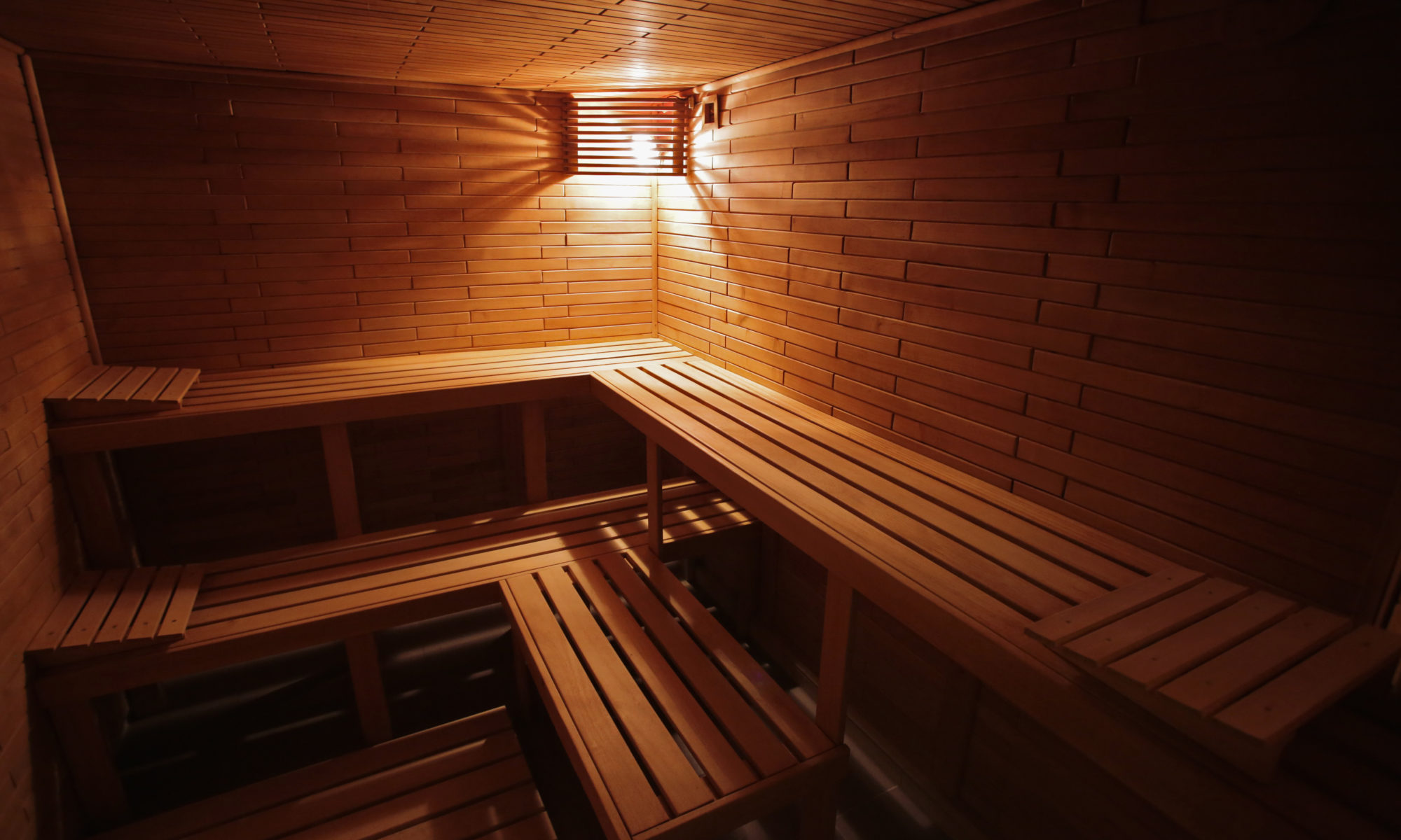 saunovací prostor